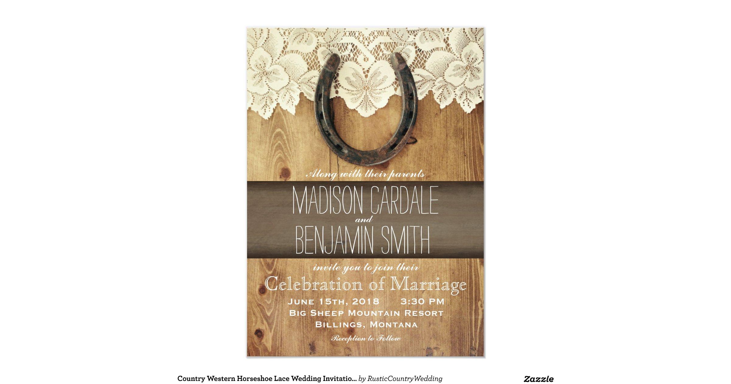 Country Western Horseshoe Lace Wedding Invitations Ra9fcdb6f2bba4cb28c8162032b01ca6c Zk9li 1200