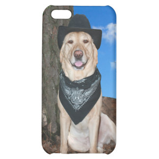 Country Western Lab Case For iPhone 5C
