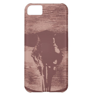 Country Western Longhorns Bull Skull Cowboy Gifts iPhone 5C Covers
