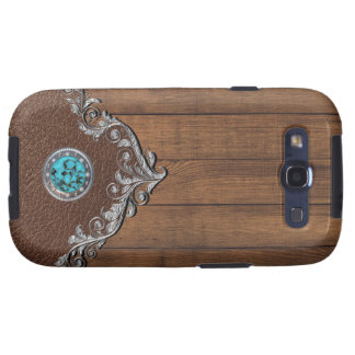 Country Western Samsung Galaxy S3 Tough Case Galaxy S3 Cover