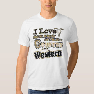 Country Western T Shirts
