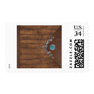 Country Western Wood Leather Stamps