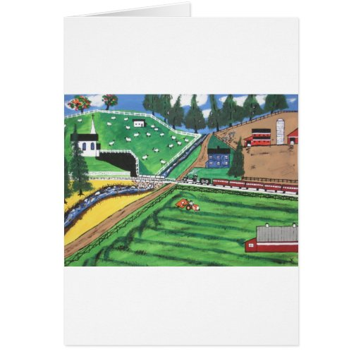 Country White Store Card