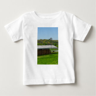 Country Windmill Baby T-Shirt