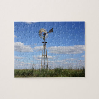 Country Windmill Puzzle