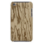 Country Wood Grain iPod Case-Mate Case