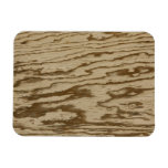 Country Wood Grain Magnet
