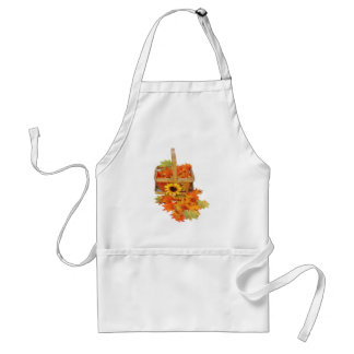 CountryFallBasket062109 Adult Apron