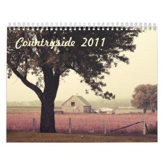 Countryside 2011 calendar