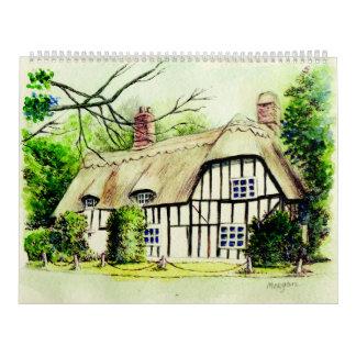 Countryside Calender Calendar