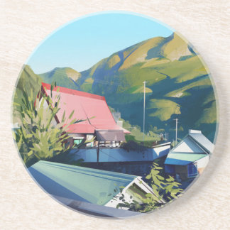 Countryside Drink Coaster
