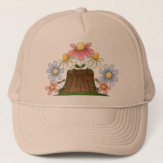Countryside Flowers Trucker Hat