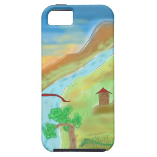Countryside Landscape iPhone SE/5/5s Case
