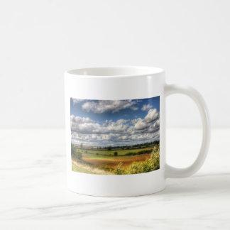 Countryside Landscape Vista Coffee Mug