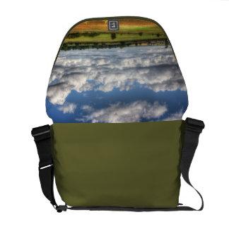 Countryside Landscape Vista Messenger Bag
