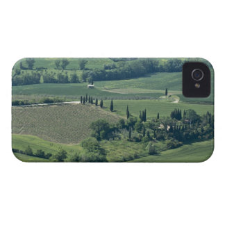 Countryside near Montepulciano, Val d'Orcia, iPhone 4 Cover