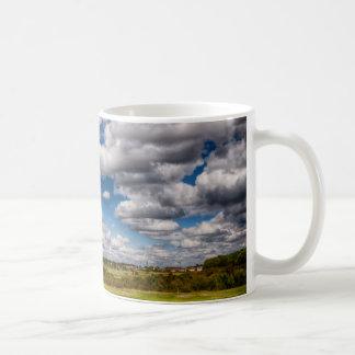 Countryside Skyscape Coffee Mug