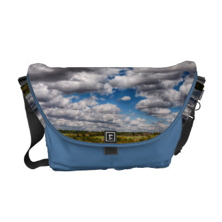 Countryside Skyscape Courier Bag