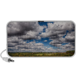 Countryside Skyscape iPhone Speakers
