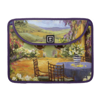 Countryside Terrace MacBook Pro Sleeves