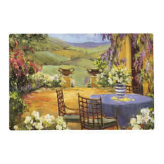 Countryside Terrace Placemat