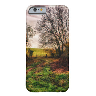 Countryside Walk Barely There iPhone 6 Case