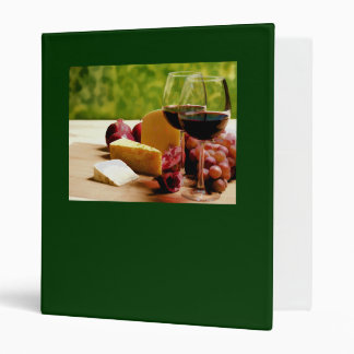 Countryside Wine, Cheese & Fruit Binder