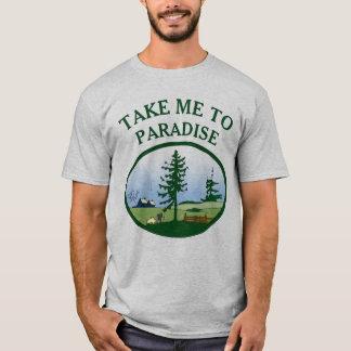 Countryside | Woodland | Take Me To Paradise T-Shirt