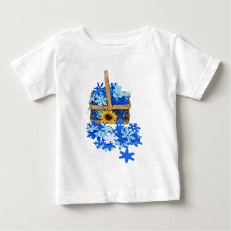 CountrySnowBasket062109 Baby T-Shirt