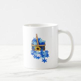 CountrySnowBasket062109 Coffee Mug