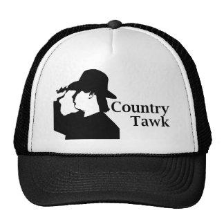 CountryTawk Hat Black