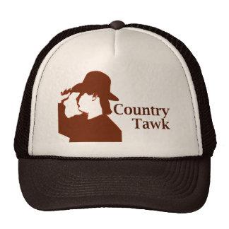 CountryTawk Hat Maroon