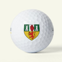 County Antrim Golf Ball