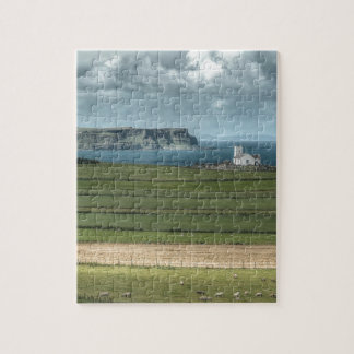 County Antrim s Coastal Causeway Northern Ireland Jigsaw Puzzle