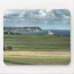 County Antrim's Coastal Causeway, Northern Ireland Mouse Pad