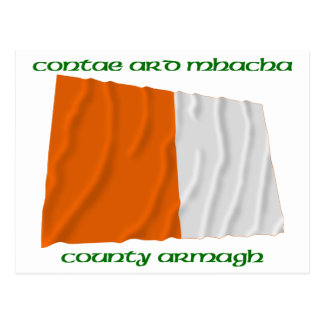 County Armagh Colours Postcard