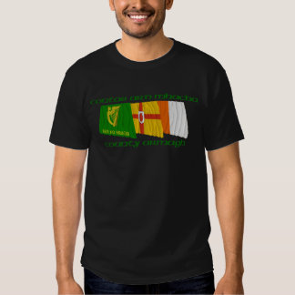 County Armagh Flags Tshirt