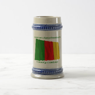 County Carlow Colours Beer Stein