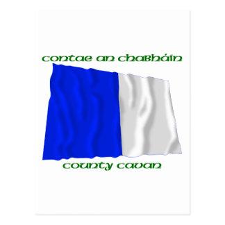 County Cavan Colours Postcard
