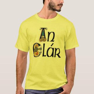 County Clare (Gaelic) T-Shirt