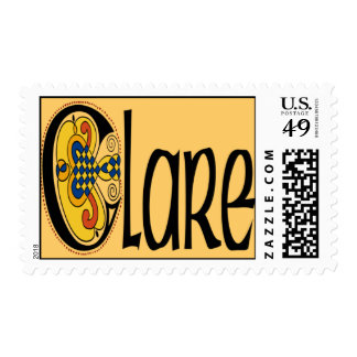 County Clare Postage