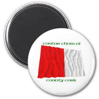 County Cork Colours Magnet