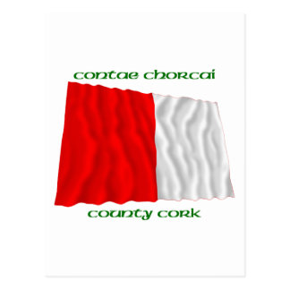 County Cork Colours Postcard