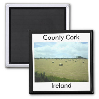 County Cork, Ireland magnet