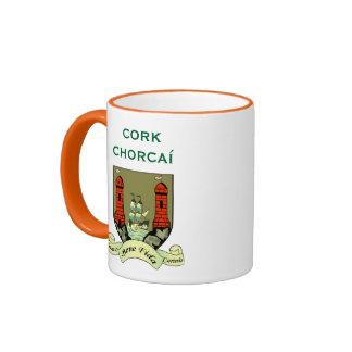 County Cork*, Ireland Mug / Corcaigh Ireland Mug