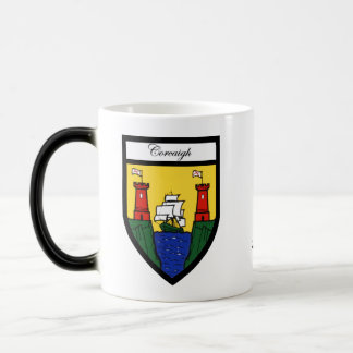 County Cork Map & Crest Mugs