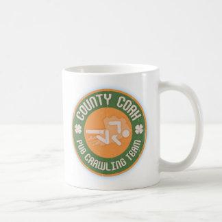 County Cork Pub Crawling Team Coffee Mug