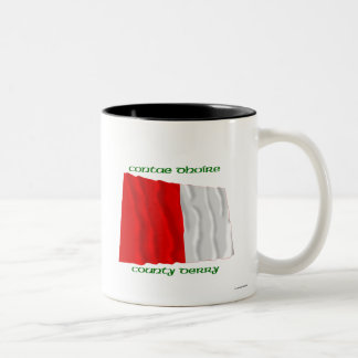 County Derry Colours Two-Tone Coffee Mug