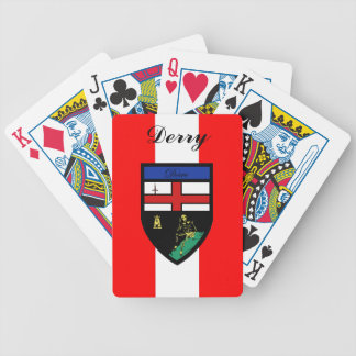 County Derry Playing Cards