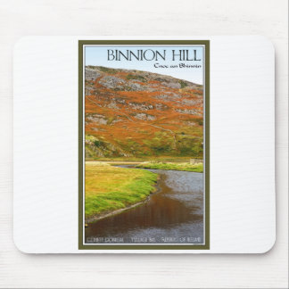 County Donegal - Binnion Hill Mouse Pad
